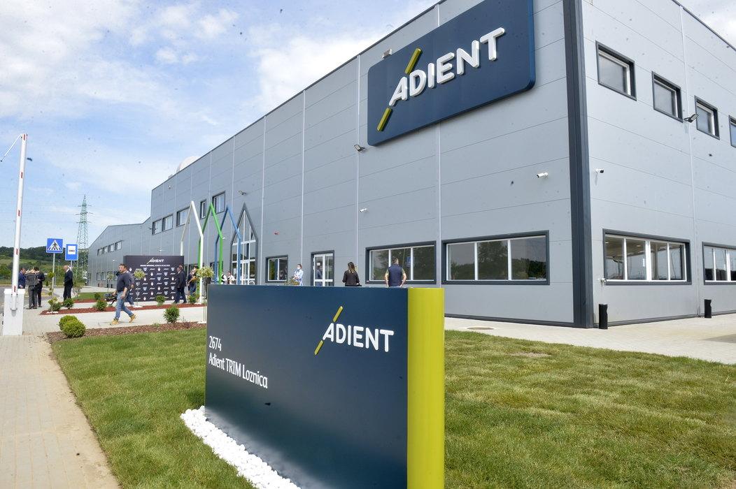 U fabrici Adient posao za 1.500 ljudi