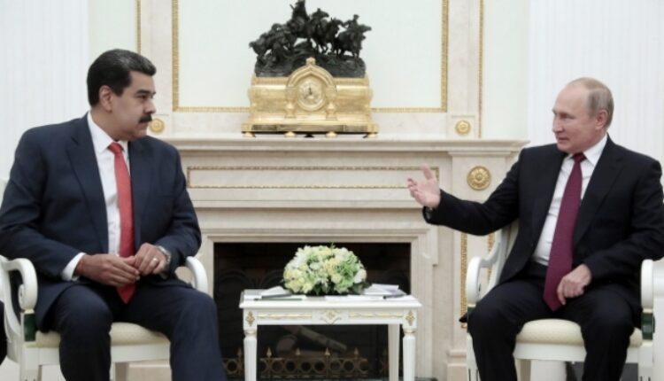 Putin primio Madura u Moskvi i ponovo mu izrazio podršku