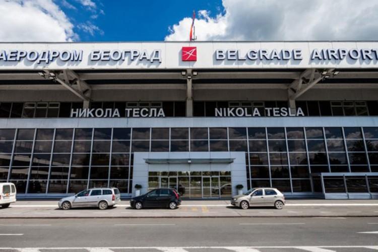 Beogradski aerodrom od podneva zatvoren za međunarodni saobraćaj