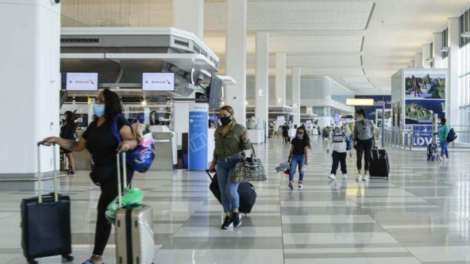 Evroaerodrom će testirati putnike iz Srbije, Turske i Izraela