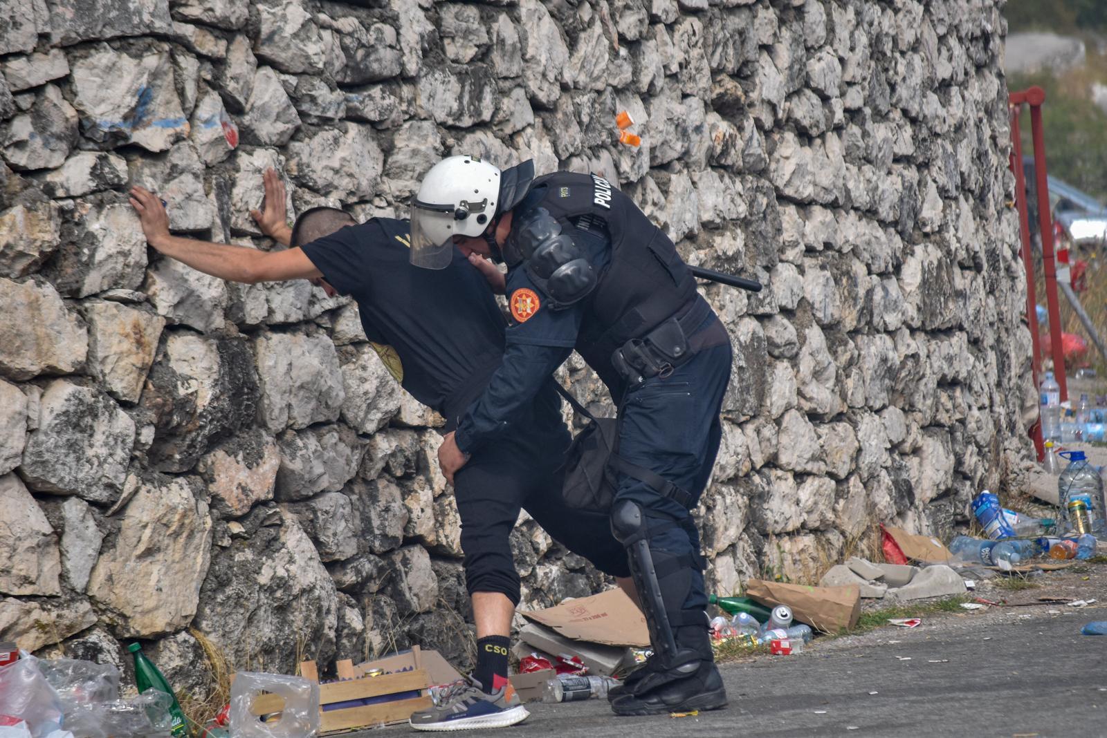 Pod lupom Izveštaj o postupanju policije na Cetinju
