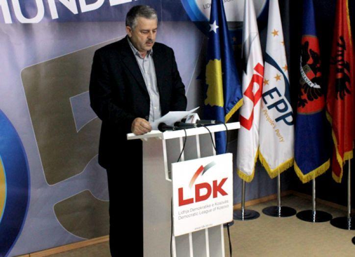 Veljiu: Opozicioni DSK uslovio ulazak u vlast, bez Haradinaja