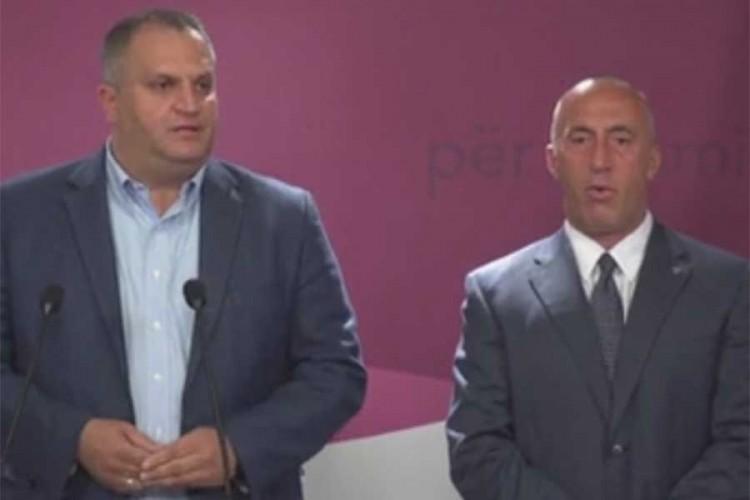 Ahmeti:Haradinaj nosilac zajedničke liste ABK i SDP