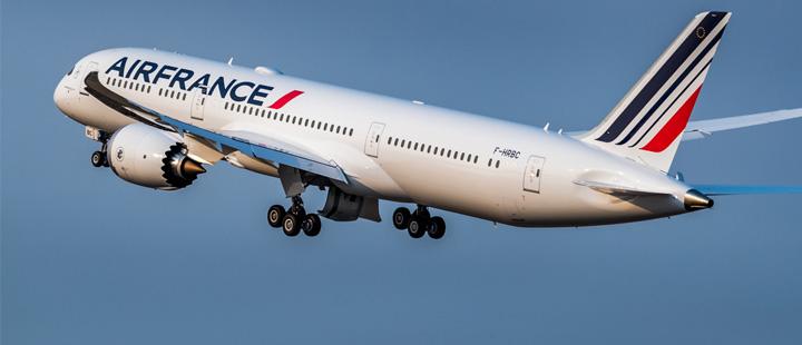 Avion Er Fransa posle šest godina sleteo na beogradski aerodrom