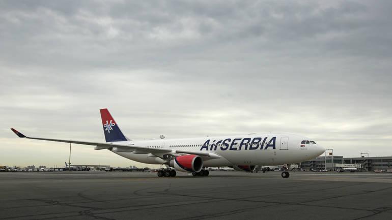 Avion leti u Brisel i Stokholm po još građana Srbije