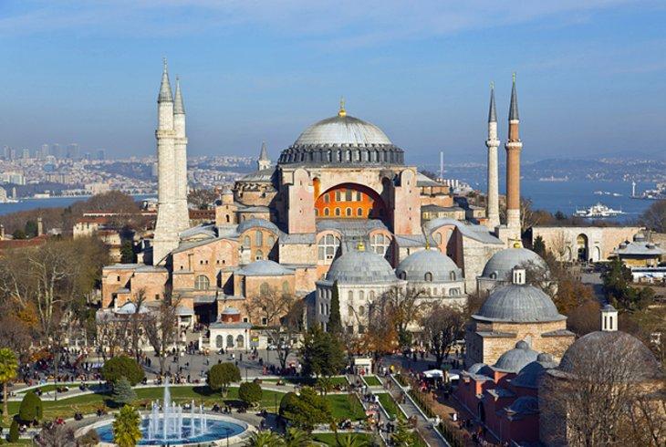 Grčka ponovo izrazila negodovanje zbog Aja Sofije