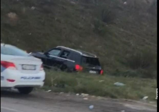Albanija, zaseda za tužioca