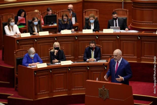 Izglasana nova albanska vlada na maratonskoj sednici