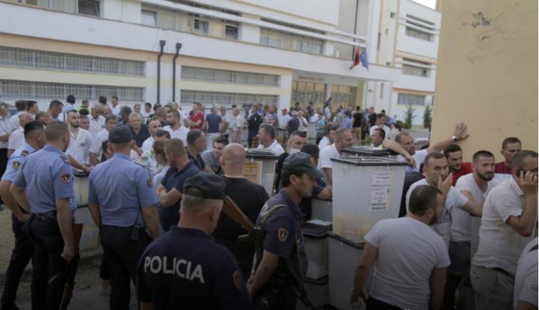 Rama pobedio u 60 od ukupno 61 albanske opštine
