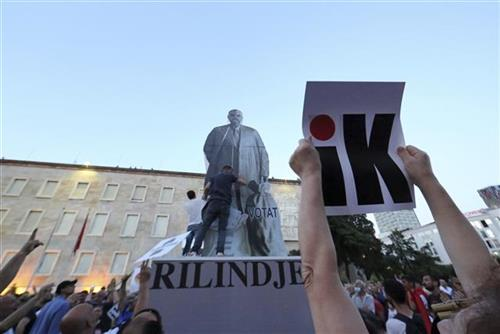Albanska opozicija potvrdila stav o bojkotu izbora