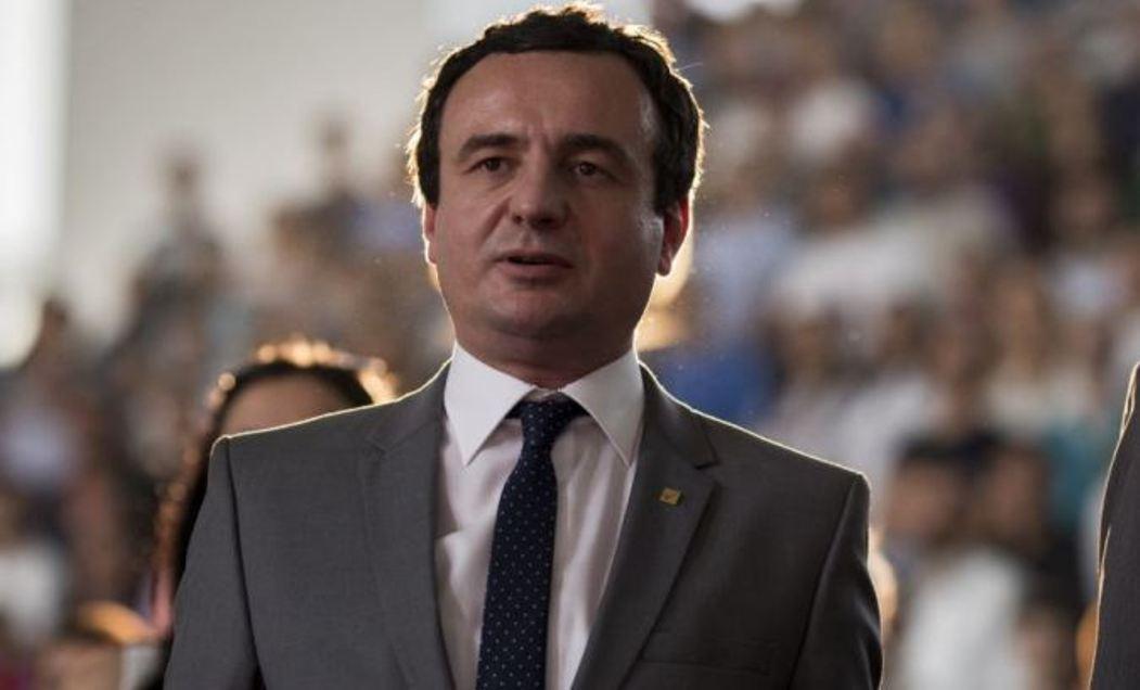 Kurti: Razmena teritorija propala, ali ideja veoma živa u Beogradu