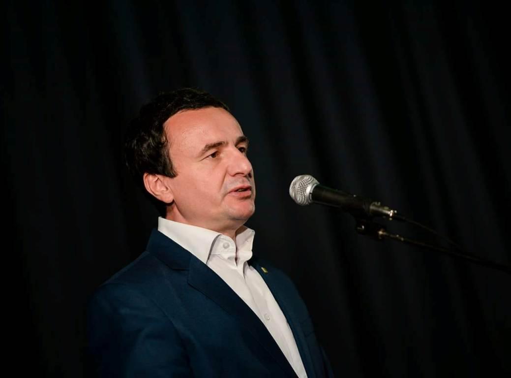 Kurti čestitao Crnoj Gori 15 godina nezavisnosti