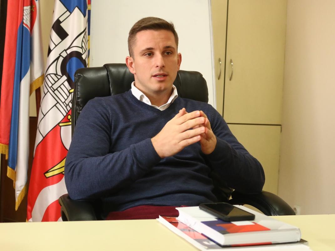 Uhapšen Aleksandar Jovičić, predsednik opštine Palilula