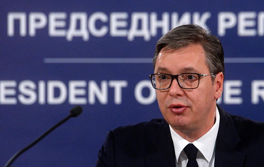 Vučić čestitao Lašetu pobedu na izborima unutar CDU