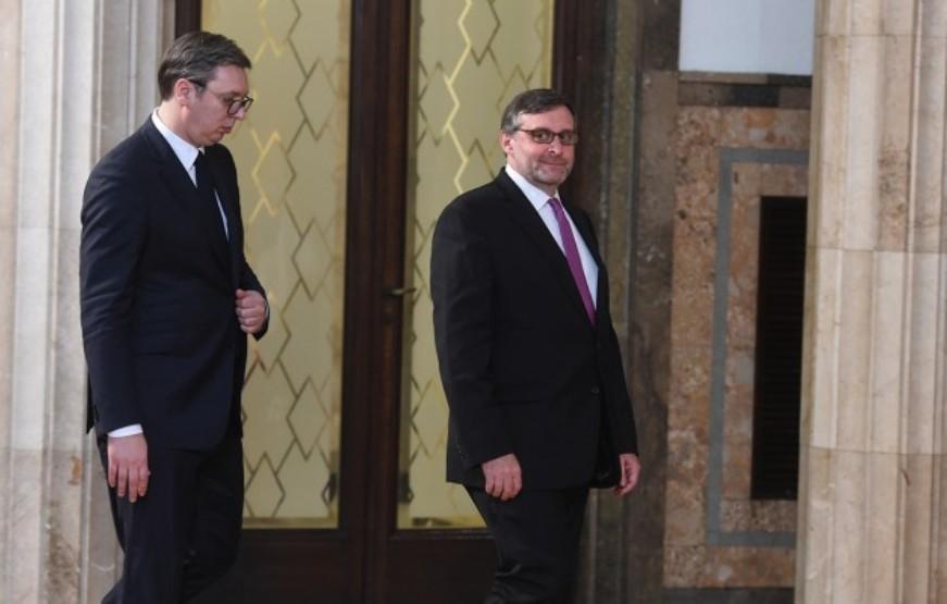 Vuletić i Jovanović: Politika SAD se nije promenila, žele srpski pristanak na nezavisno Kosovo