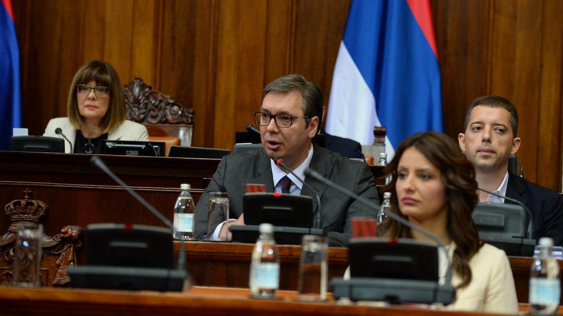 Vučić: Kosovski specijalci uhapsili 23 Srba i Bošnjaka