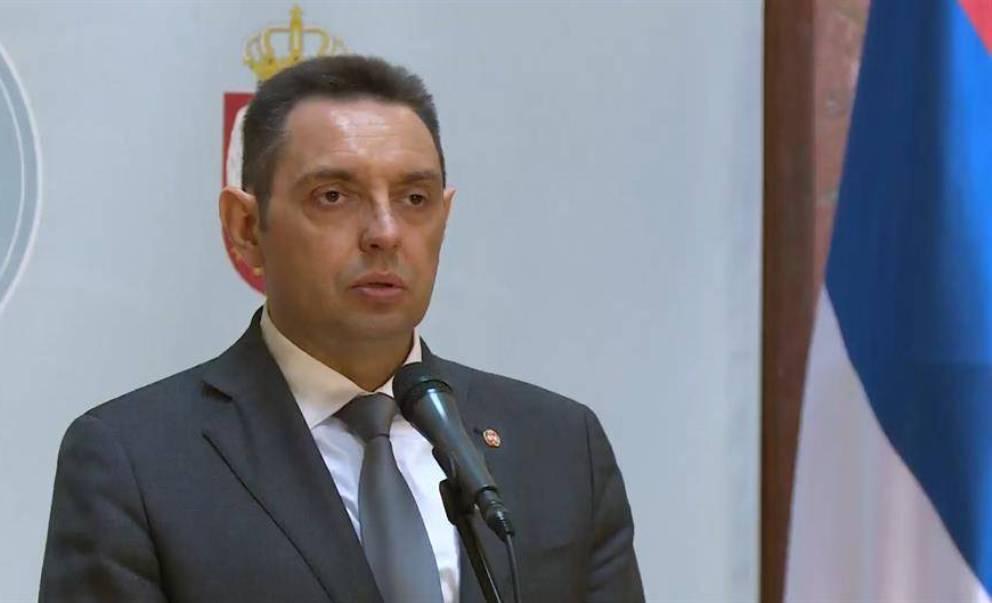 Vulin: Evropa ćuti na Haradinajeve pretnje Velikom Albanijom