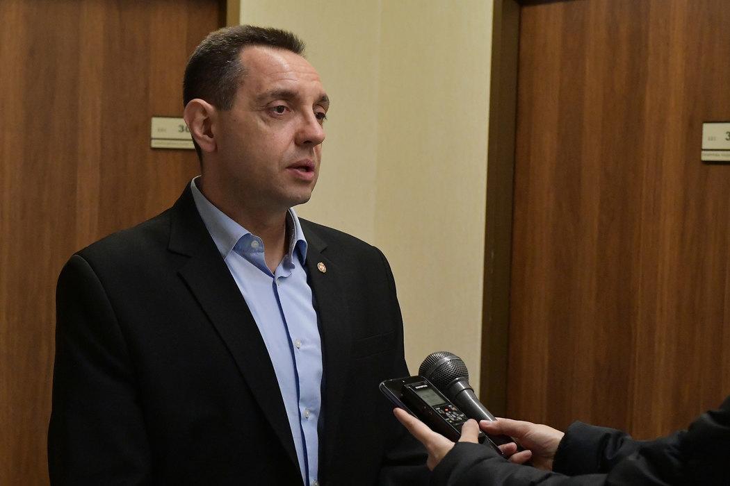Vulin: Vojska će pomoći Krušiku, kupićemo municiju