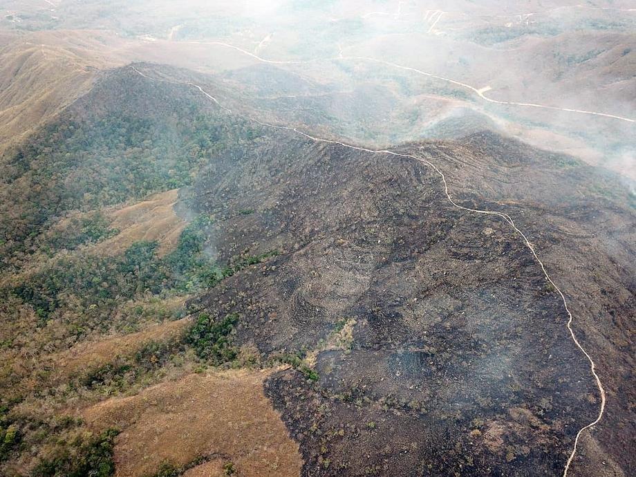 Šef brazilske diplomatije: Uspešno se borimo sa požarima