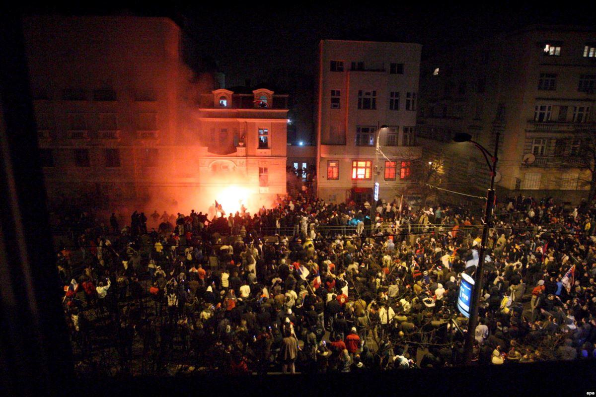 Braš: Koštunica glavni krivac za napad na američku ambasadu