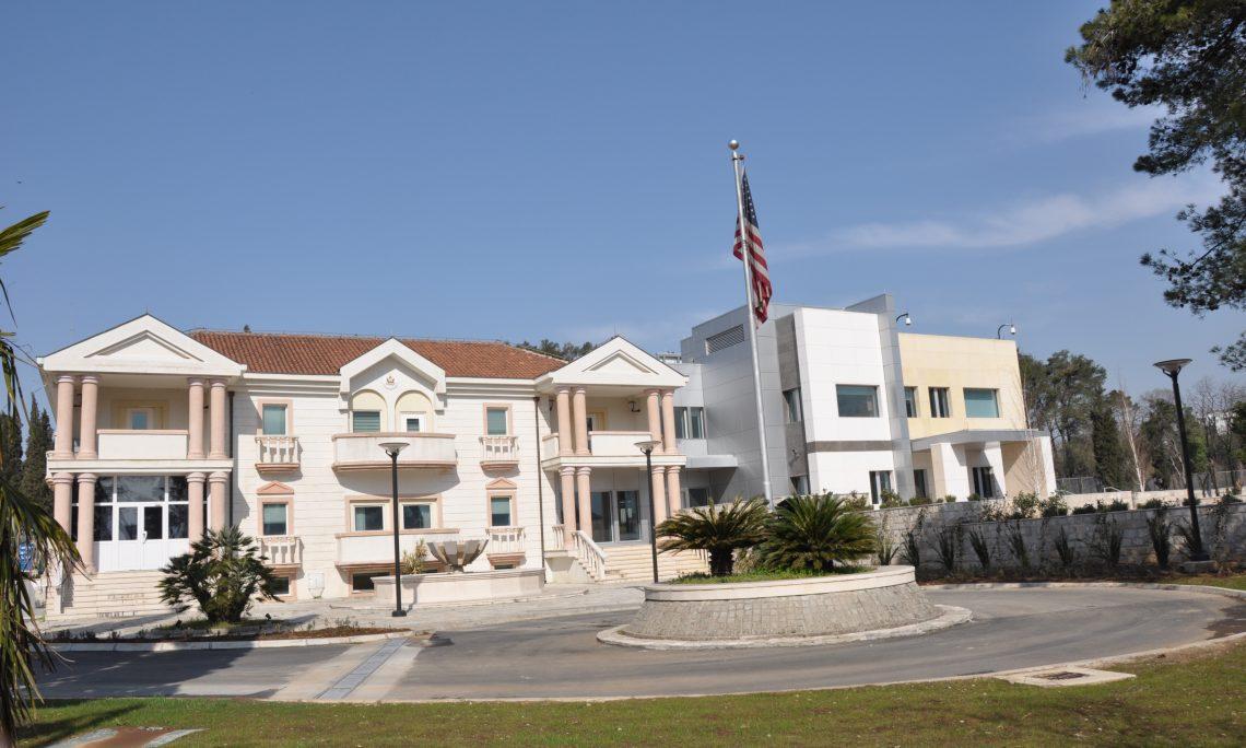 Ambasada SAD u CG čestitala građanima na mirnim izborima