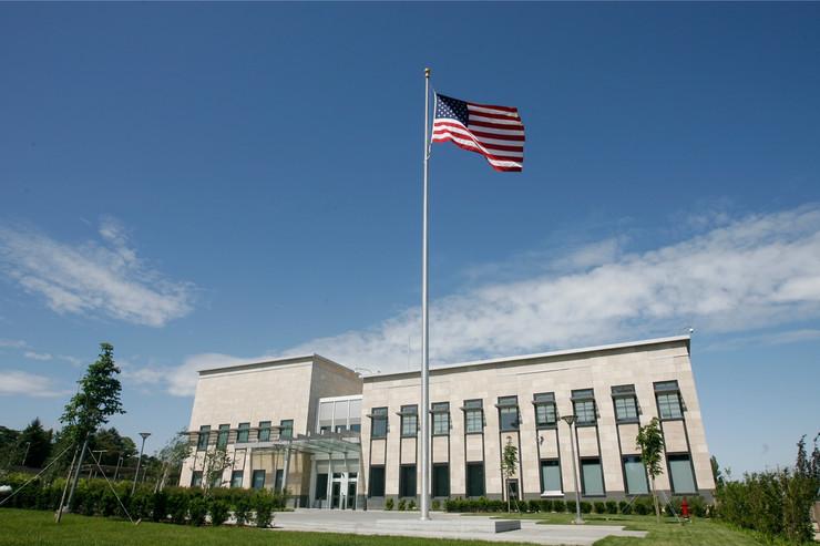 Ambasada SAD: Podržavamo punu primenu Briselskog sporazuma