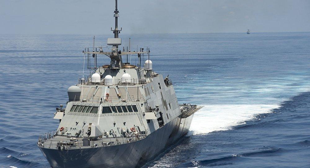 SAD poslale razarač na sever Persijskog zaliva