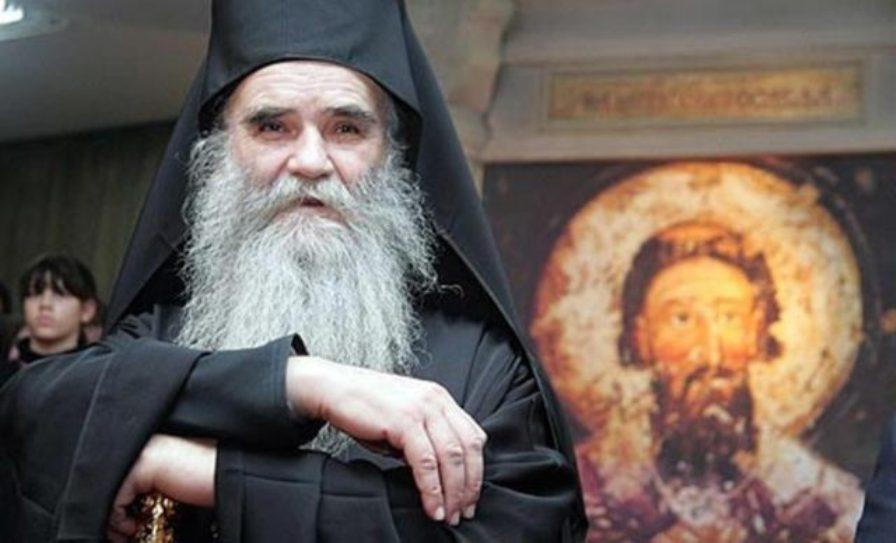 Amfilohije: Pozvaću na večeru pomirenja sve stranke u Crnoj Gori