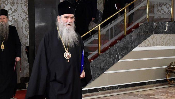 Joanikije: Mitropolitova vizija je bila sloga, a Milova teror