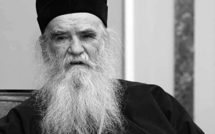 Preminuo mitropolit crnogorsko-primorski Amfilohije