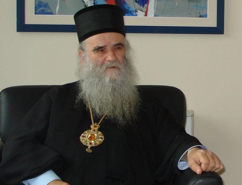 Amfilohije: Nisam na čelu opzicije, već Crkve Božije