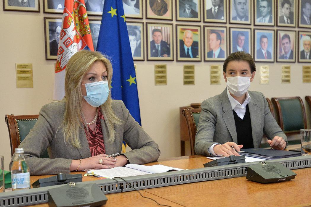 Brnabić: Članstvo Srbije u EU strateški cilj - biće bolja 2021.