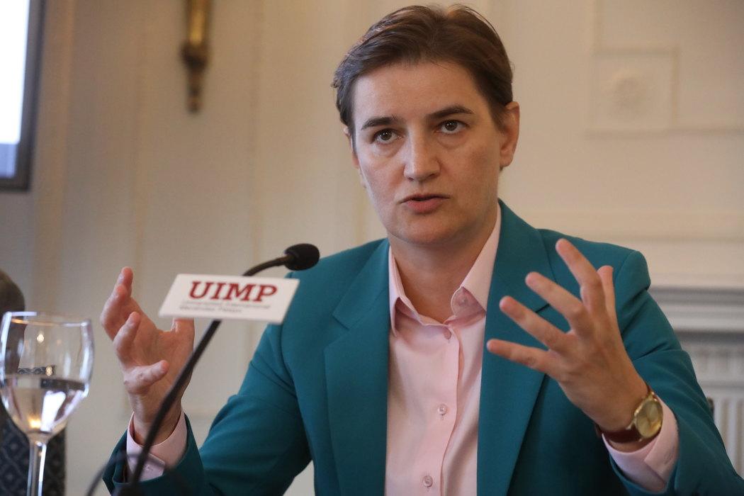 Brnabić: Najbolja politika - unutrašnje reforme EU uz proširenje
