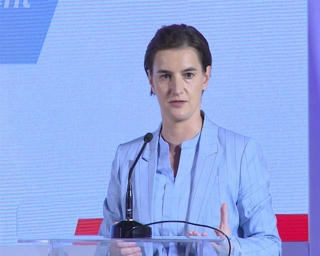 Brnabić: Srbija nije zemlja jeftine radne snage, već kreativnosti