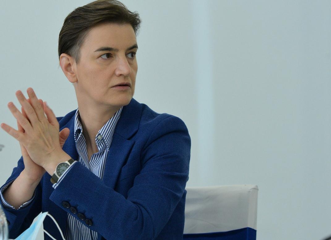 Brnabić: Fajon pokazala kako izgleda mešanje u izbore