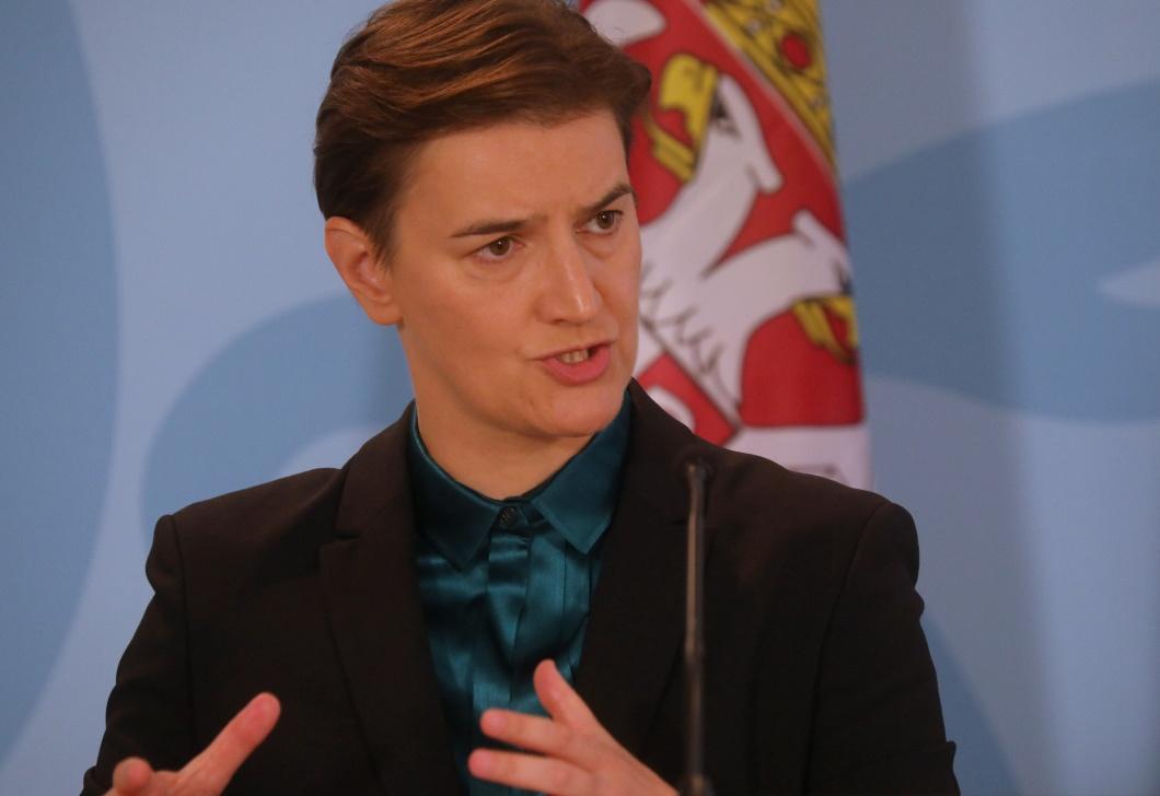 Brnabić: Jasna politika SAD, volela bih da i EU bude jasnija