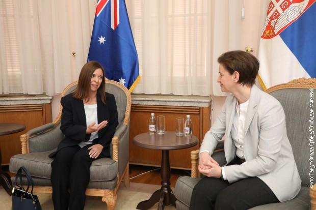 Raste zainteresovanost austalijskih firmi za Srbiju