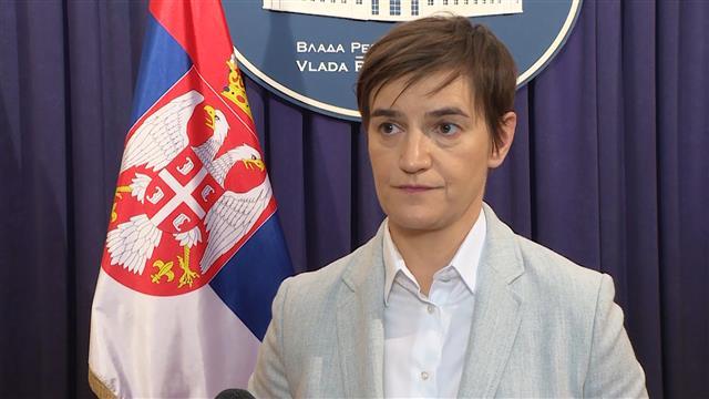 Brnabić: U Srbiji vakcinisano više od milion ljudi