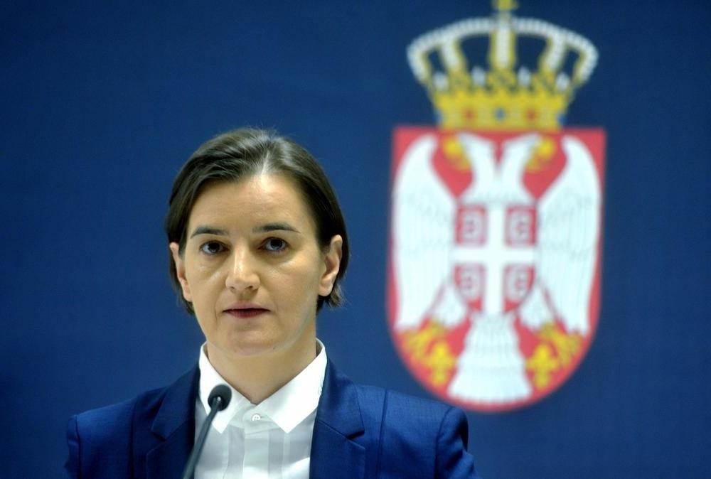 Brnabić: Zahvalni Mađarskoj zbog stavova po pitanju Kosova