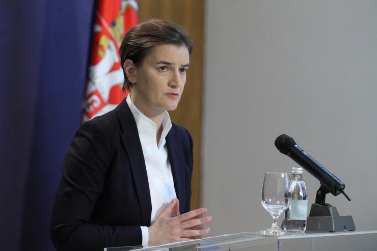 Brnabić talentima: Možete da uradite velike stvari za Srbiju