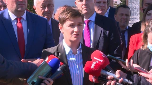 Brnabić: Srbiji stalo do što boljih odnosa sa BiH
