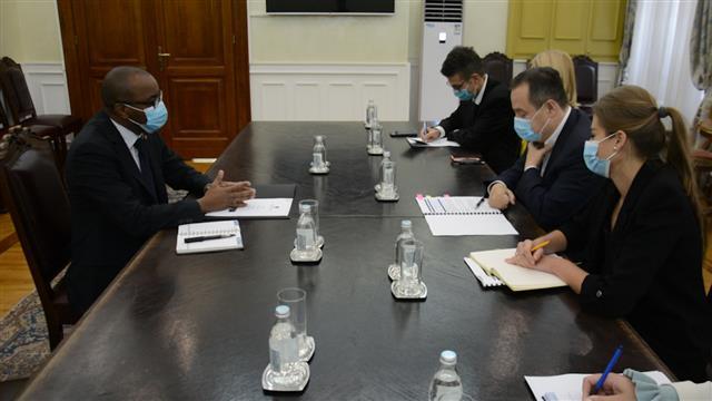 Ambasador Angole: Čvrst stav o nepriznavanju tzv. Kosova