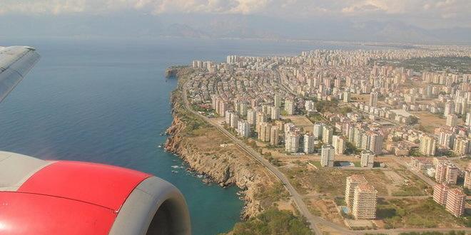 Jak zemljotres pogodio tursku provinciju Antalija
