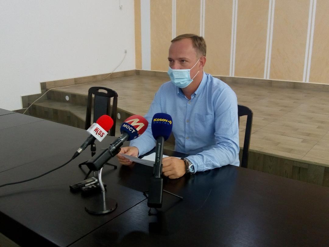 Antonijević: Laboratorija za testiranje u KM biće gotova za dve do tri nedelje