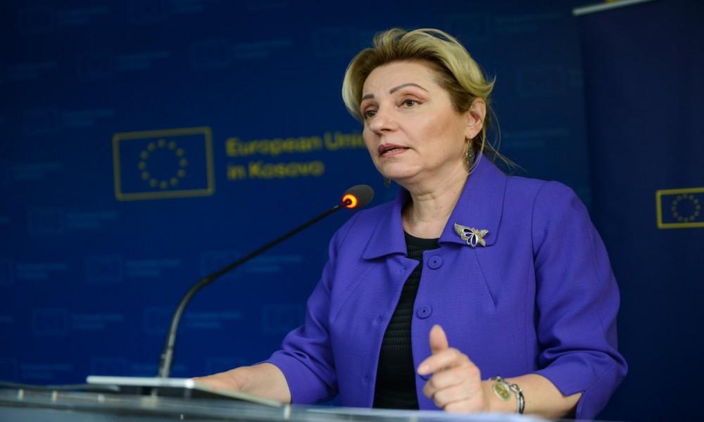 Apostolova: Bila mi je čast da predstavljam EU u Prištini