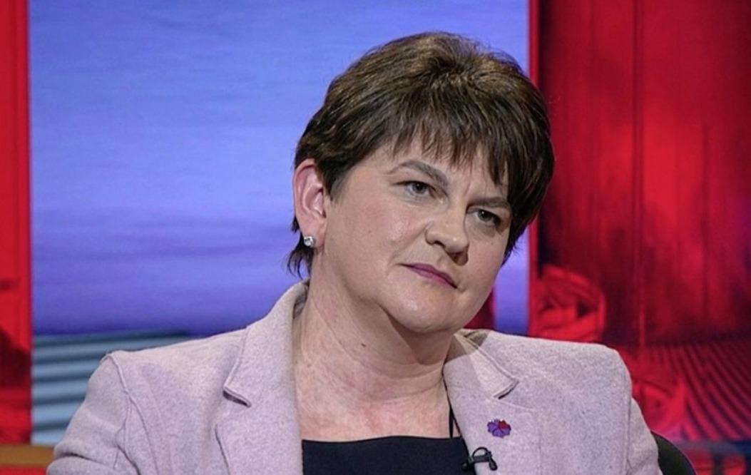 Irska dobila vladu, Arlin Foster nova premijerka