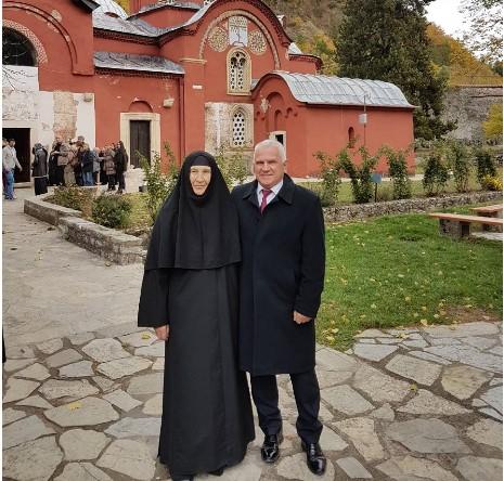 Arlov uputio saučešće igumaniji i sestrinstvu Pećke patrijaršije povodom upokojenja monahinje Nine