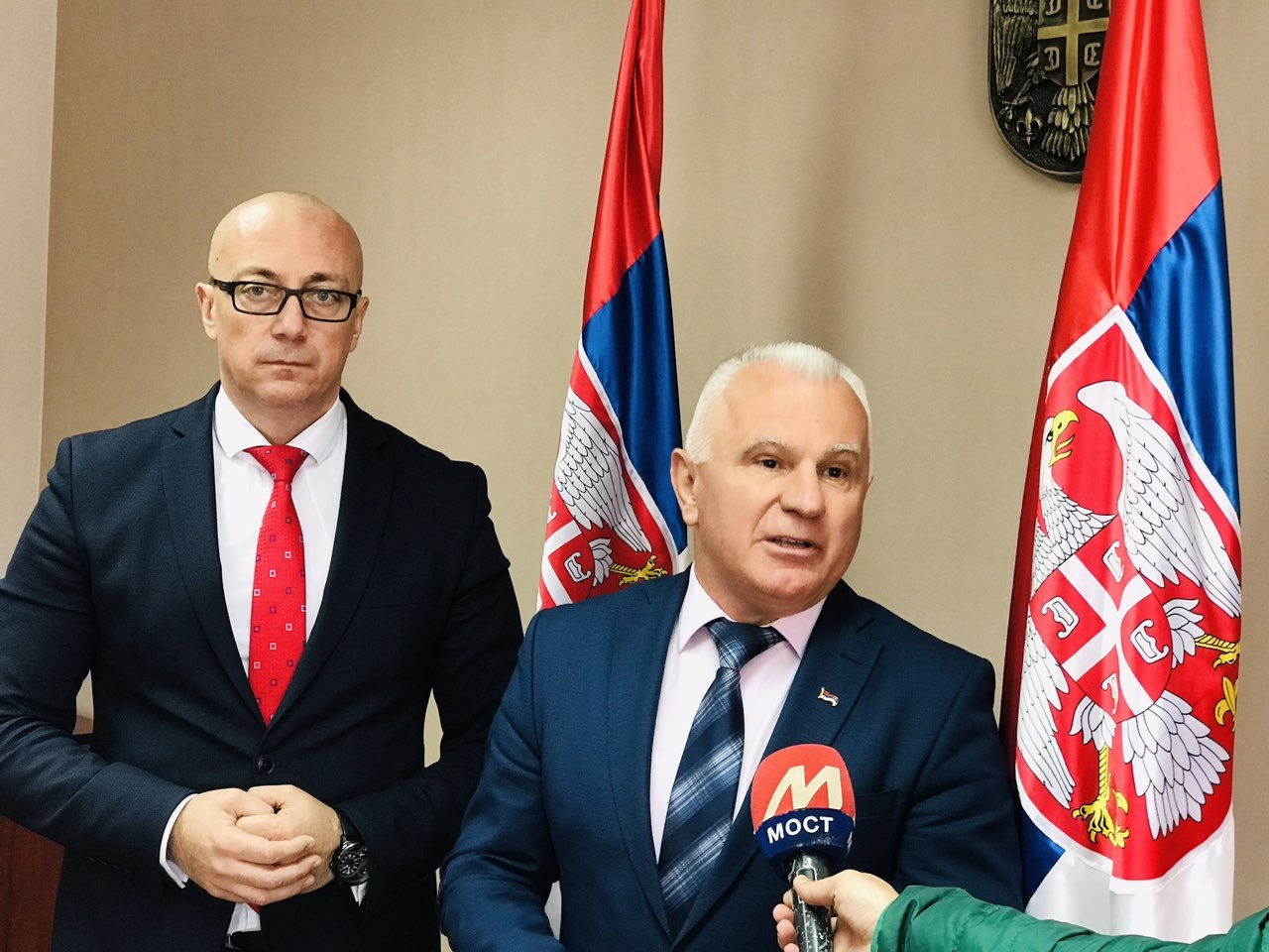 Arlov  podržao  srpske kandidate na vanrednim lokalnim izborima 19.maja na sevru KiM