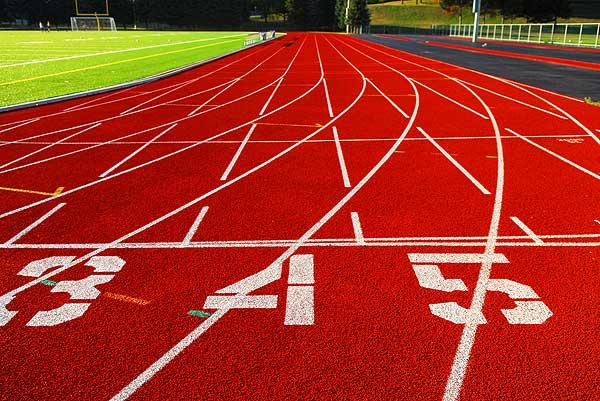 Izgrađena atletska staza na Sportskom kompleksu u Gračanici