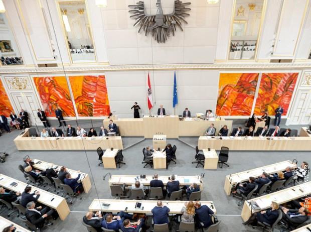 Konstituisan novi saziv austrijskog parlamenta